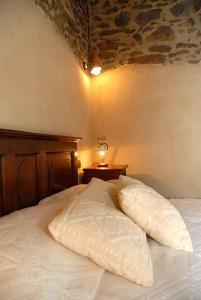 Letto o letti in una camera di La Paterna Di Rigomagno