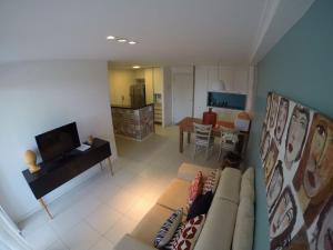 A seating area at Barrabali Barra de São Miguel 326