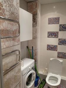 Ванная комната в Appartamenty studiia na Kuryzhova 30