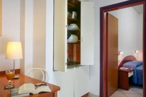 A bathroom at Residence I Girasoli