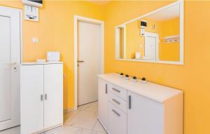 Kupaonica u objektu Apartman Stefanuti Opatija
