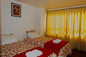 Cama o camas de una habitación en Mayte Apartment