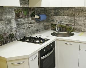 Cuisine ou kitchenette dans l'établissement Apartments Victoria