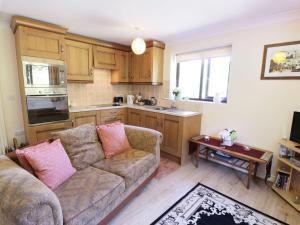 Kuhinja ili čajna kuhinja u objektu Bryn Coed Bach, Oswestry