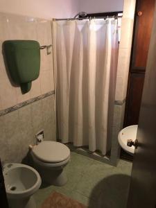 Un baño de Casa Palmera Termas de Dayman