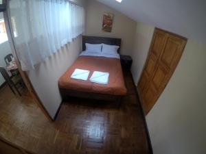 Cama o camas de una habitación en Toritos Apartment