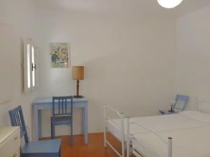 Krevet ili kreveti u jedinici u okviru objekta Locazione turistica Bellenda