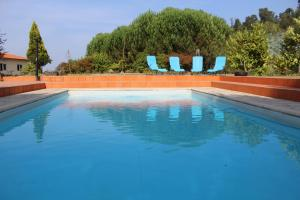 The swimming pool at or near Casa Sebastiana
