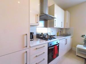 Küche/Küchenzeile in der Unterkunft Rose 4 at Hammersmith