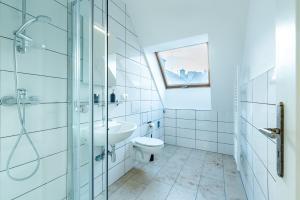 Um banheiro em Apart-Hostel ZERO