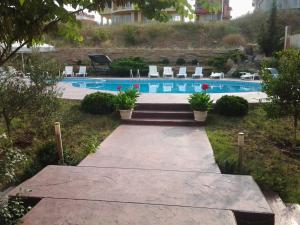 The swimming pool at or near Villa Rouge