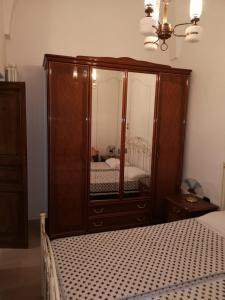 A bathroom at Casa Maria
