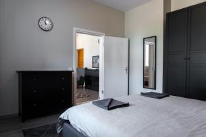 Gulta vai gultas numurā naktsmītnē A9A (Audēju 9 apartamenti)