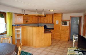 Küche/Küchenzeile in der Unterkunft Ferienhaus Steyrdurchbruch