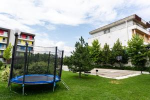 Children's play area at Luxury Radox Apartment Airport Bucharest