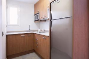 Cuisine ou kitchenette dans l'établissement AB Paseo de Gracia Apartments