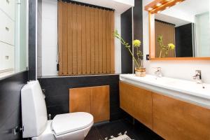 Koupelna v ubytování Villa Thosima over Cathedral