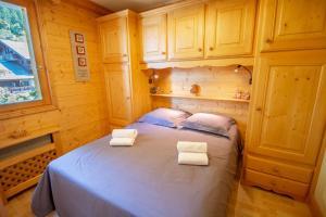 Un ou plusieurs lits dans un hébergement de l'établissement Le Surf n°1