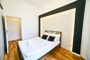 Lova arba lovos apgyvendinimo įstaigoje Best Rest Apartments Old Town