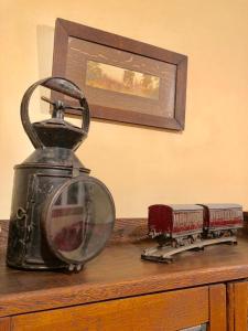 Railway Cottage 주방 또는 간이 주방
