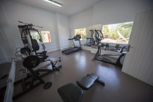 The Beach Star Ibiza - Adults Only tesisinde fitness merkezi ve/veya fitness olanakları