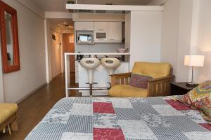 Un lugar para sentarse en Terrazas Apartment