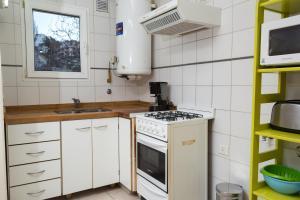 Una cocina o kitchenette en Tronador Bariloche