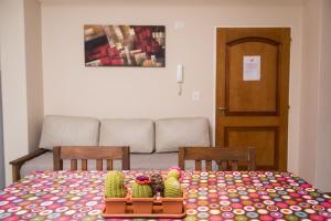 Un lugar para sentarse en Tronador Bariloche
