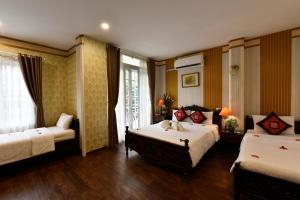 Khách Sạn Hà Nội Marriotte