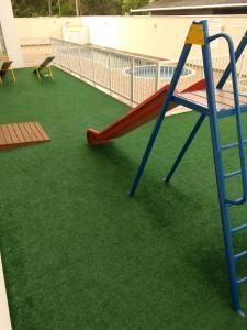 Zona de juegos infantil en Olga Becker residence