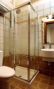 Ένα μπάνιο στο Miression Holiday House