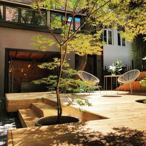 A piscina em ou perto de Relaks Apartamenty