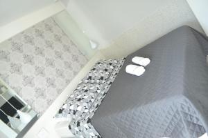 Cama o camas de una habitación en Condominio Ancorar Flat Resort