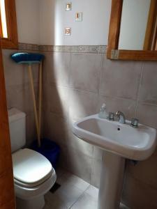 Un baño de 845 Teniente Ramayón