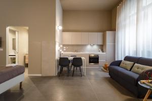 אזור ישיבה ב-Dreams Hotel Residenza Corso Magenta