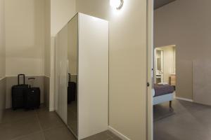 חדר רחצה ב-Dreams Hotel Residenza Corso Magenta