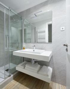 Ein Badezimmer in der Unterkunft Soroa Apartment