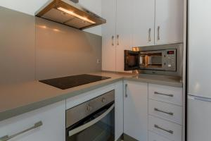 Kuchnia lub aneks kuchenny w obiekcie Villas Flamenco Beach Conil