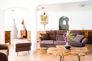Posedenie v ubytovaní Villa Rea Hanaa