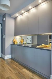 A kitchen or kitchenette at Rydygiera 18 by Homeprime