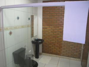 Un baño de Campeche House