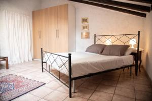 Ein Bett oder Betten in einem Zimmer der Unterkunft Central Loft Mazzini