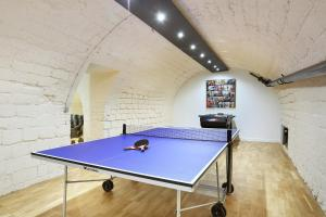 Ping-pong facilities at Pick A Flat - Higher Marais apartments or nearby