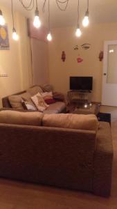 Area soggiorno di Apartamento Rio Sar