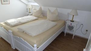 Krevet ili kreveti u jedinici u okviru objekta Augusta-Refugium