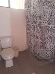 A bathroom at Loft Ckari