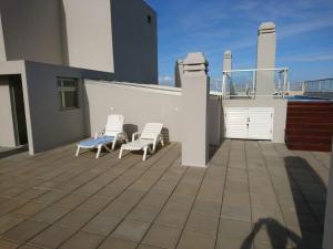Un balcón o terraza en Gesell 365