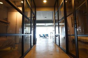 The lobby or reception area at Rustic Loft @ Kota Laksamana Malacca Near Jonker 1-8Pax