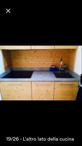 Cucina o angolo cottura di Vallecetta 2