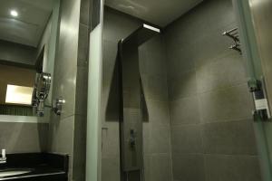 A bathroom at كيتزال- Quetzal